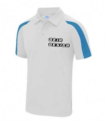 awdis Kontrast Polo Shirt