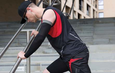 Sportbekleidung bedrucken