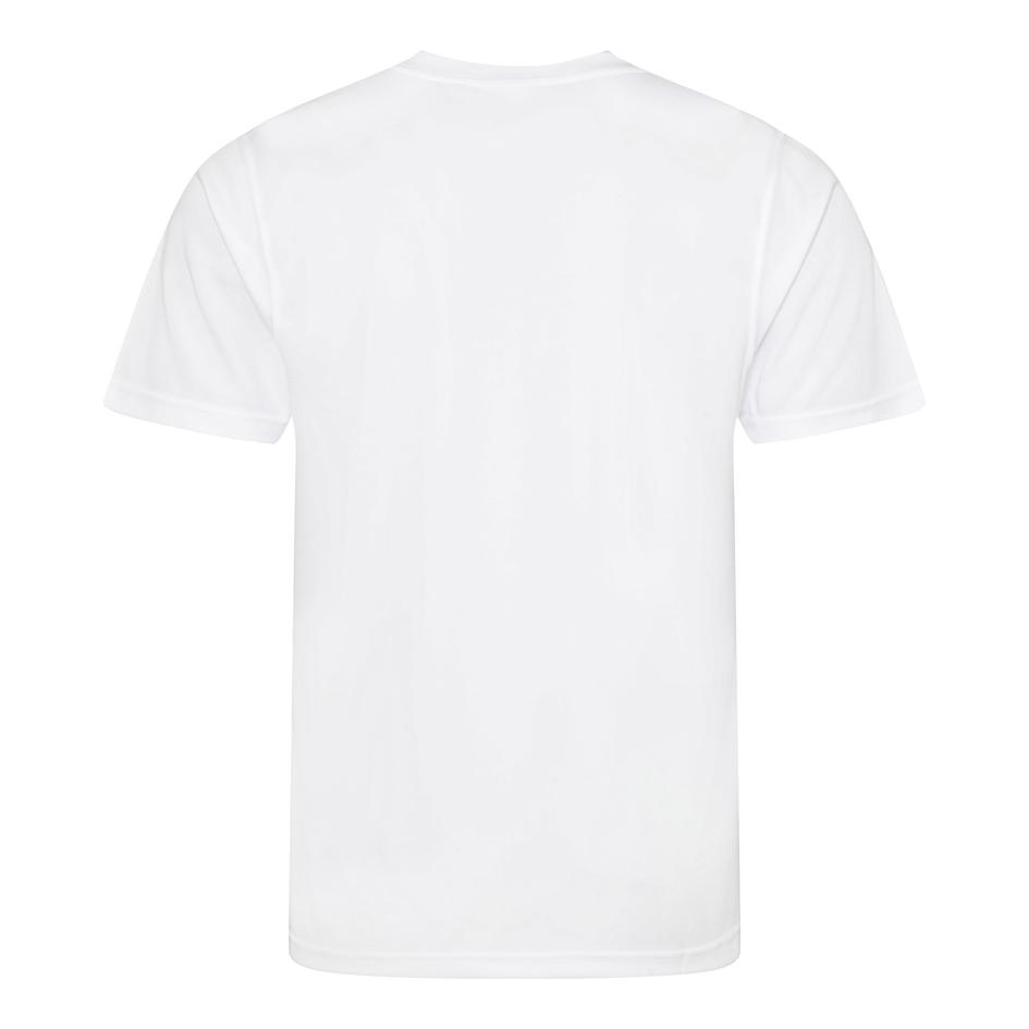 Weißes T-Shirt zum selber bedrucken